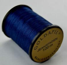 Nähgarn für Jeans 100 m hochreissfest Dunkelblau