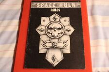 Games workshop Space Hulk GENESTEALER Rules and Missions RULEBOOK & warhammer 40k