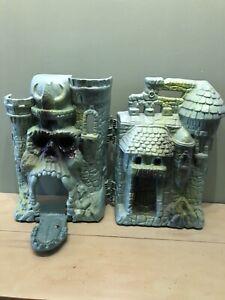Masters of the Universe Vintage, Castle Grayskull, He-Man Play-set, 1981, Mattel