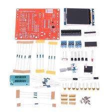 With Case ESR Meter Signal Generator LCD Tester Transistor Diode Cap  DIY Kit