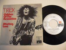 "T.REX Marc Bolan Children Of The Revolution 7"""