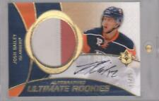 2008/09 ULTIMATE JOSH BAILEY RC PATCH AUTO /25