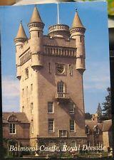 Scotland Balmoral Castle Royal Deeside - posted 2000