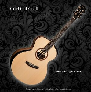 """CORT """"CUT CRAFT""""  —  LIMITED EDITION  —  HARD CASE  —  FREE UK SHIPPING"""
