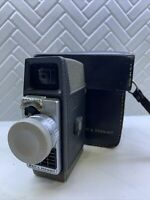 Bell and Howell Electric Eye 8mm Movie Camera -Super Comat USA Made Vintage