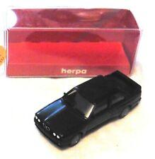HERPA 3061 BMW M3 (E30), SCHWARZ met., 1/87, mint in box