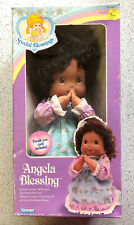 """Vintage 1988 Special Blessings by Kenner """"Angela Blessing"""" (Aa) Prayer Doll_Nrfb"""