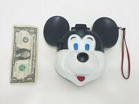 Walt Disney Productions Mickey Mouse Head Vintage Child's Film Camera Souvenir