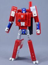 Japan Rare au dsesign project Infobar Transformers Optimus Prime Nishikigoi Misb