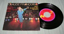 CLAUDE FRANCOIS 45 TOURS UN PEU D'AMOUR BEAUCOUP DE HAINE FLECHE 6061 154