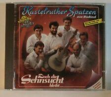 CD - Kastelruther Spatzen - Doch Die Sehnsucht Bleibt - Koch