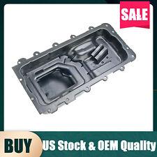 OE 2L1Z6675AA 2L1Z6675BA Doman Engine Oil Pan for Ford 2008-02, Lincoln 2008-02