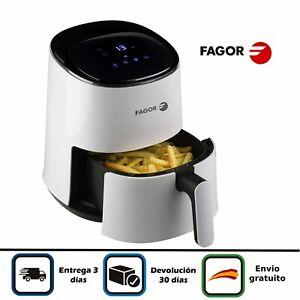 FAGOR Freidora sin aceite NATURFRY Compact Freidora de aire caliente 2.5l 1200W
