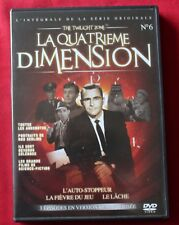 La quatrieme Dimension - Twilight zone, 3 épisodes , DVD N° 6