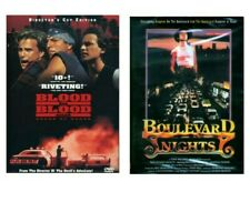 2 DVD's Blood In Blood Out + Boulevard Nights BOTH BRAND NEW RARE 📀 DVDS