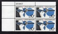 ALLY'S STAMPS US Plate Block Scott #1557 10c Mariner 10 [4] MNH [STK]