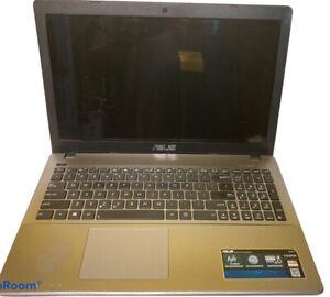 "Asus R510L 15.6""  Intel i5-4210U @1.70GHz 8GB RAM 480GB HDD Wins 10 READ"