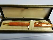 Dale Earnhardt wooden pen  engraved Nascar/signature #3