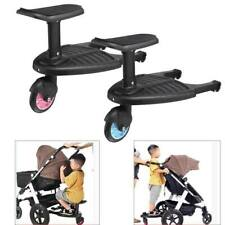 Universal Buggy Stroller Step Board Connector Stand Toddler Kids Baby Pushchair