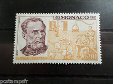 MONACO 1972, timbre 913, L. PASTEUR, CELEBRITES, neuf**, VF MNH STAMP