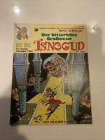 Der bitterbose Grobwesir Isnogud magazine, German Comic 1975