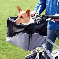 Trixie Friends On Tour Bicycle Dog Pet Carrier Robust De Luxe Basket