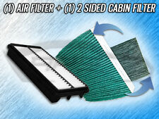 AIR FILTER HQ CABIN FILTER COMBO FOR 2009 2010 2011 2012 2013 2014 HONDA PILOT