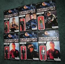 Funko Super 7 Reaction - Terminator 2 Complete Set of 6 - Retro Style T2
