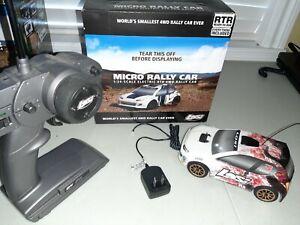 Losi 1/24 Micro Rally R/C Car with Controller-Orange