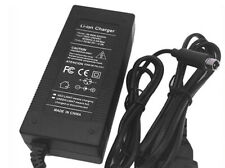 Battery charger lithium 42V 2A, for electric step, scooter or bike NEW