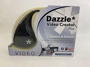 *Brand New* Dazzle Video Creator Plus HD  SAVE ENHANCE SHARE VIDEO
