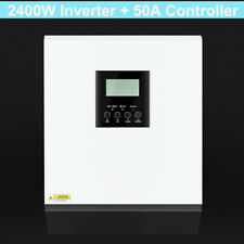 3KVA Pure Sine Wave Hybrid Solar Inverter Built-in 50A Solar Charge Controller S