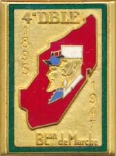 4° D.B.L.E, Bataillon de Marche MADAGASCAR, retirage résine, Drago R 74 (7704)