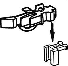 Roco H0 40286 Kurzkupplungsköpfe mit Vorentkupplung (2 Stück) - NEU + OVP