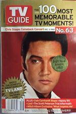 TV Guide Dec 5-11, 2004  Elvis Cover