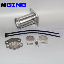 EGR REMOVAL PIPE RECYCLE DELETE VALVE KIT FOR BMW 330D 530D 730D E46 E39 M57 M47