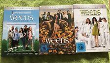 WEEDS-KLEINE DEALS UNTER NACHBARN Season One+Two+Three Staffeln 1 2 3 NEU