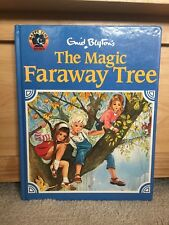Enid Blyton THE MAGIC FARAWAY TREE Large Hardback 1993 Georgina Hargreaves
