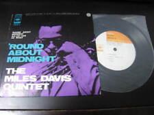 """Miles Davis Round Japan Vinyl EP 7"""" Coltrane Bill Evans"""