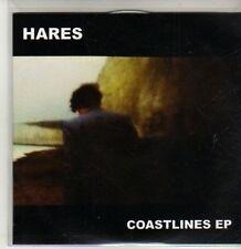 (CS901) Hares, Coastlines EP - 2012 DJ CD