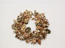 "Bracelet Kit""Asian Flair""Cream color Asain theme beads! Fringe Magic"