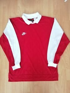 Arsenal Vintage 1994 L/S Template Nike Premier Football Jersey XL Shirt Old RARE