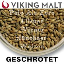 Malz GESCHROTET 1kg Pilsner Wiener Münchner Weizen Pale Ale VIKING MALT Gozdawa