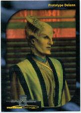 BABYLON 5 SPECIAL EDITION FACES OF DELEN CARD D1