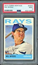 2013 Topps Heritage High Number Wil Myers #H564 PSA 9 Rookie RC 3565 Padres