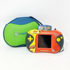 Leapster 2 System Lightning McQueen Disney Cars + One Game and Carrying Case