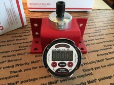 JETCO TED-50F Torque Wrench Tester 5-50 ft. lb. Calibration / Calibrator