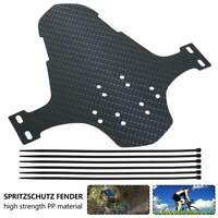 Bike MTB Front Mudguard Flectional Fender Set Mountain Bicycle Road Cycling Tool
