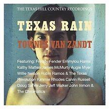TOWNES VAN ZANDT - TEXAS RAIN  CD NEU