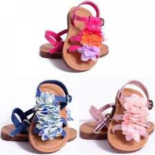 Unbranded Sandals for Girls Buckle Shoes